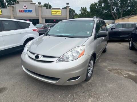 2010 Toyota Sienna for sale at Car Depot in Detroit MI