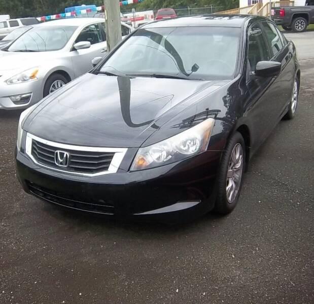 2010 Honda Accord for sale at Sanders Motor Company in Goldsboro NC