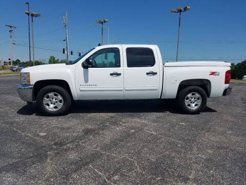 2013 Chevrolet Silverado 1500 for sale at MnM The Next Generation in Jefferson City MO