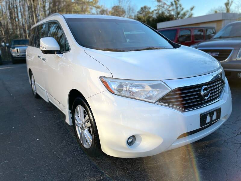 2014 Nissan Quest for sale in Snellville, GA