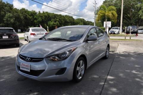 2011 Hyundai Elantra for sale at STEPANEK'S AUTO SALES & SERVICE INC. in Vero Beach FL