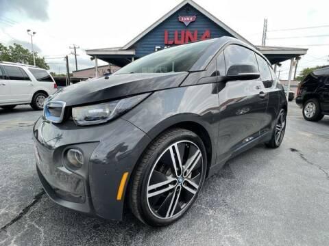 2014 BMW i3 for sale at LUNA CAR CENTER in San Antonio TX