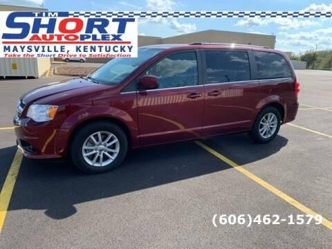 2019 Dodge Grand Caravan for sale at Tim Short Chrysler in Morehead KY