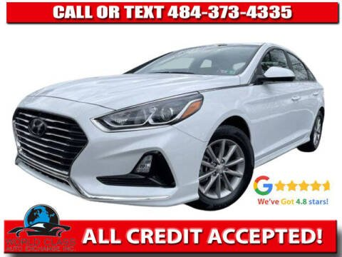 2018 Hyundai Sonata for sale at World Class Auto Exchange in Lansdowne PA