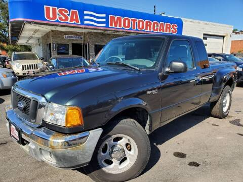 2004 Ford Ranger for sale at USA Motorcars in Cleveland OH
