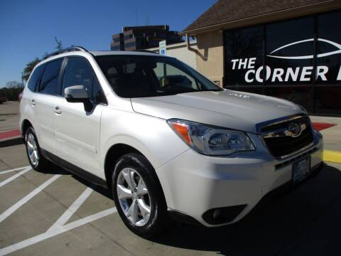 2014 Subaru Forester for sale at Cornerlot.net in Bryan TX