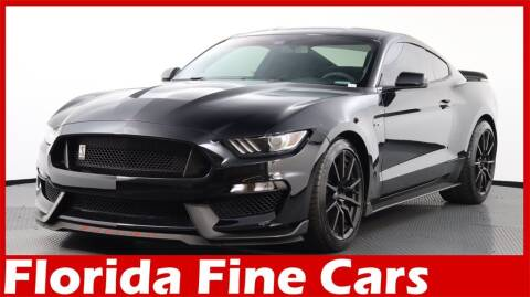 2017 Ford Mustang for sale at Florida Fine Cars - West Palm Beach in West Palm Beach FL