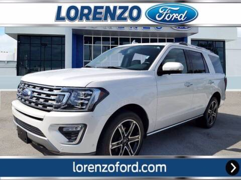 2019 Ford Expedition for sale at Lorenzo Ford in Homestead FL