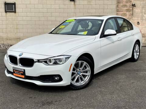 2018 BMW 3 Series for sale at Somerville Motors in Somerville MA