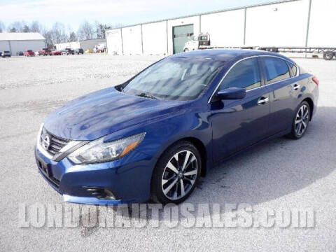 2016 Nissan Altima for sale at London Auto Sales LLC in London KY