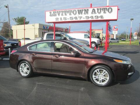 2009 Acura TL for sale at Levittown Auto in Levittown PA