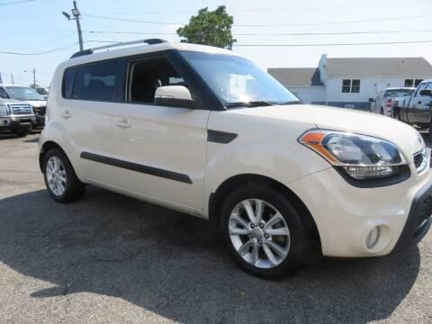 2012 Kia Soul for sale at US Auto in Pennsauken NJ