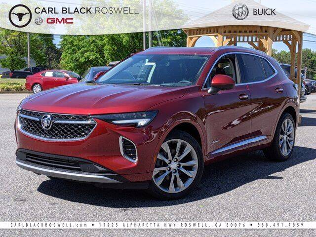 2021 Buick Envision for sale in Roswell, GA