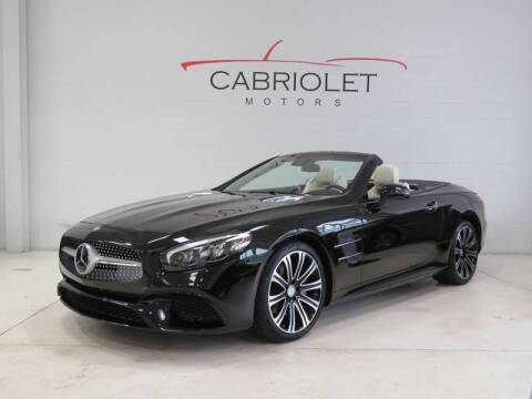 2017 Mercedes-Benz SL-Class for sale at Cabriolet Motors in Morrisville NC