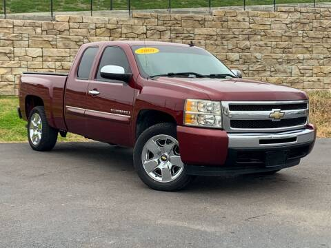 2009 Chevrolet Silverado 1500 for sale at Car Hunters LLC in Mount Juliet TN
