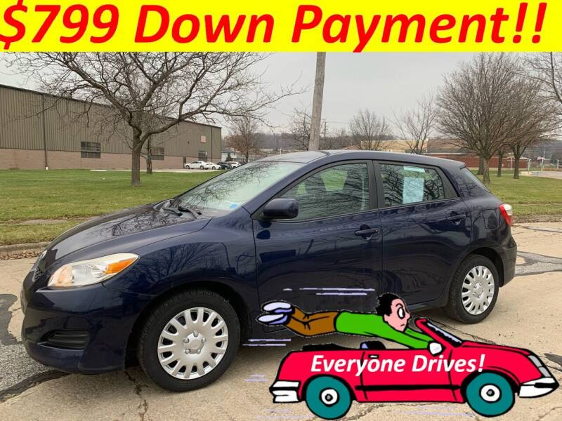 2011 Toyota Matrix for sale at World Automotive in Euclid OH