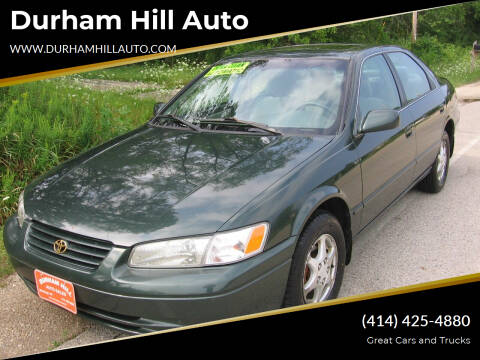 1999 Toyota Camry for sale at Durham Hill Auto in Muskego WI