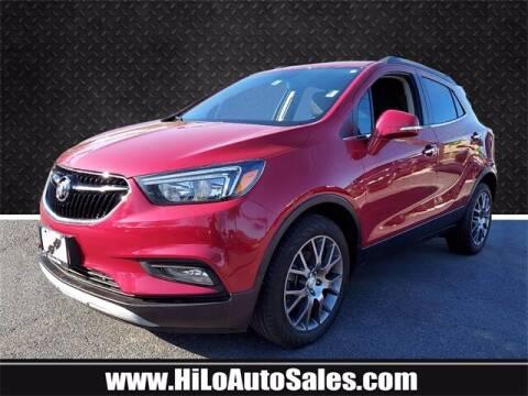 2017 Buick Encore for sale at Hi-Lo Auto Sales in Frederick MD