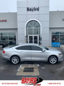 2015 Chevrolet Impala for sale at Bayird Truck Center in Paragould AR