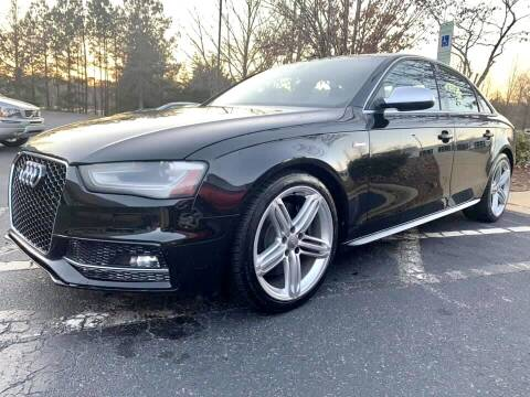 2013 Audi S4 for sale at Weaver Motorsports Inc in Cary NC