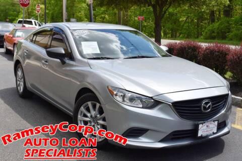 2016 Mazda MAZDA6 for sale at Ramsey Corp. in West Milford NJ