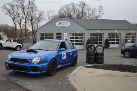 2003 Subaru Impreza for sale at LARIN AUTO in Norwood MA