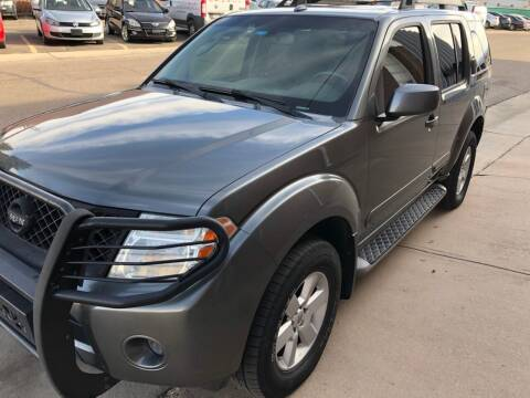 2008 Nissan Pathfinder for sale at STATEWIDE AUTOMOTIVE LLC in Englewood CO