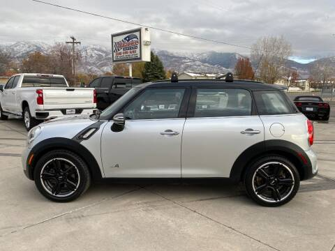 2012 MINI Cooper Countryman for sale at Haacke Motors in Layton UT