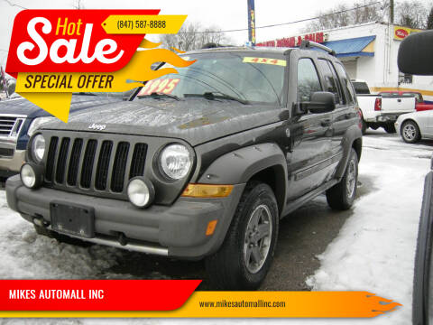 2005 Jeep Liberty for sale at MIKES AUTOMALL INC in Ingleside IL