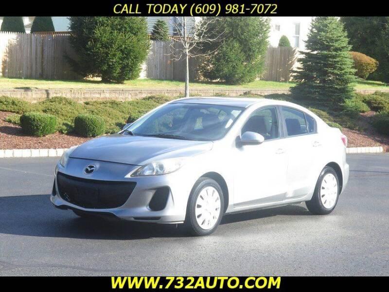 2013 Mazda MAZDA3 for sale at Absolute Auto Solutions in Hamilton NJ
