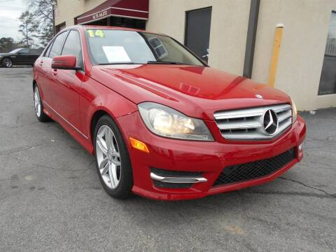2014 Mercedes-Benz C-Class for sale at AutoStar Norcross in Norcross GA