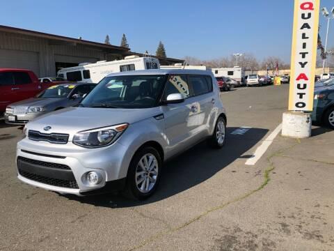 2017 Kia Soul for sale at TOP QUALITY AUTO in Rancho Cordova CA