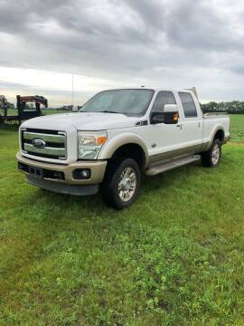 2011 Ford F-250 Super Duty for sale at Motorsota in Becker MN