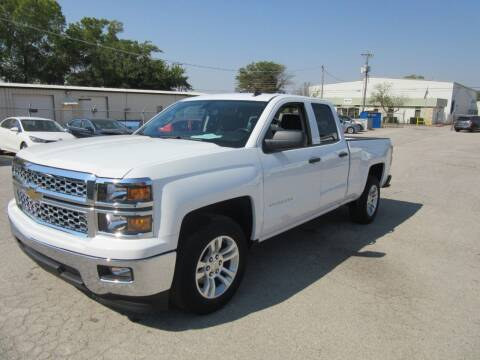 2014 Chevrolet Silverado 1500 for sale at Grays Used Cars in Oklahoma City OK