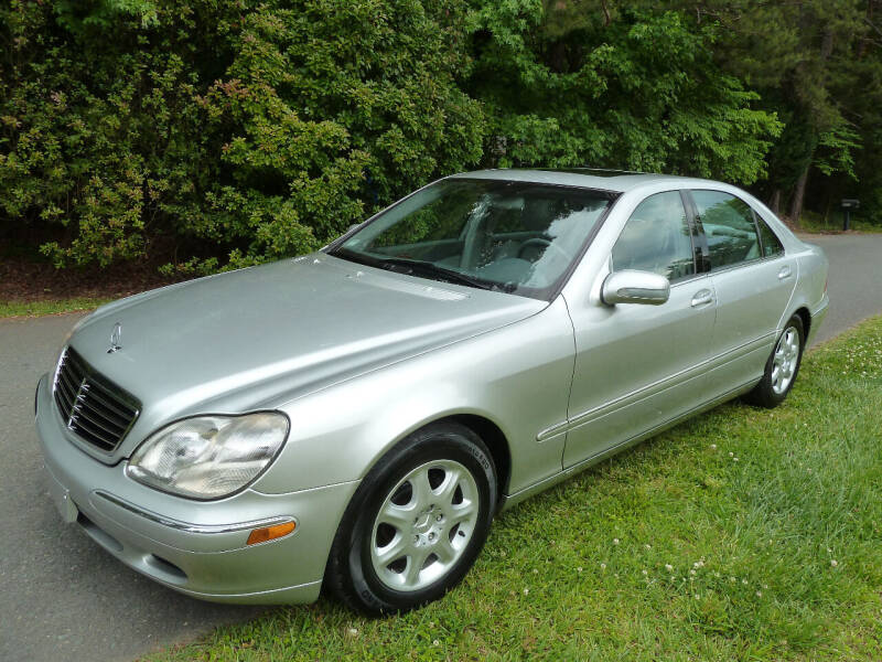 2000 Mercedes-Benz S-Class for sale at Templar Auto Group in Matthews NC