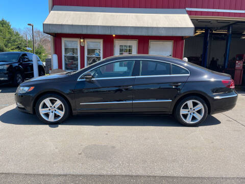 2013 Volkswagen CC for sale at JWP Auto Sales,LLC in Maple Shade NJ