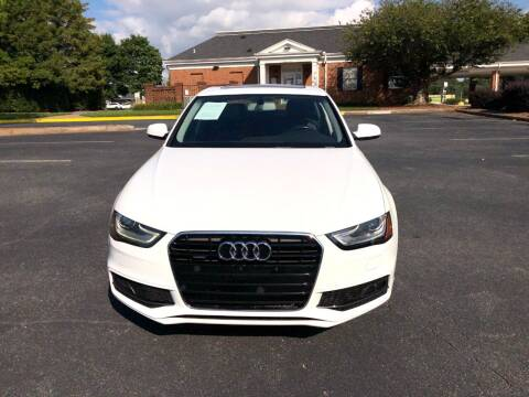 2015 Audi A4 for sale at SMZ Auto Import in Roswell GA