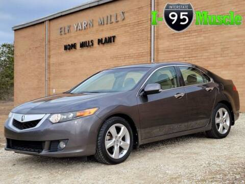 2010 Acura TSX for sale at I-95 Muscle in Hope Mills NC