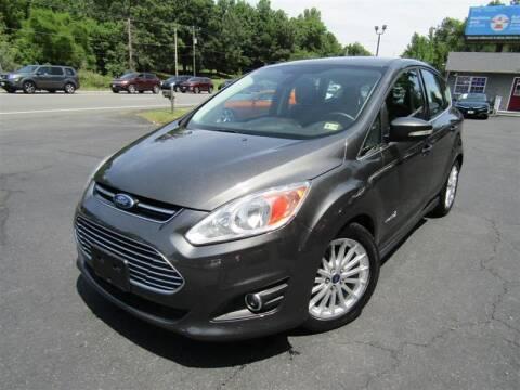 2015 Ford C-MAX Hybrid for sale at Guarantee Automaxx in Stafford VA