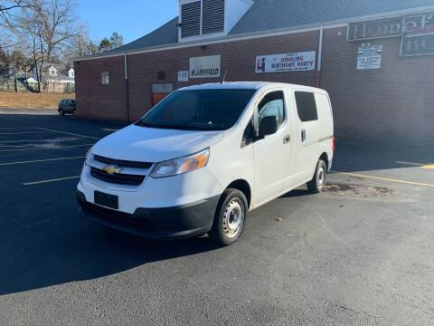 2015 Chevrolet City Express Cargo for sale at White River Auto Sales in New Rochelle NY