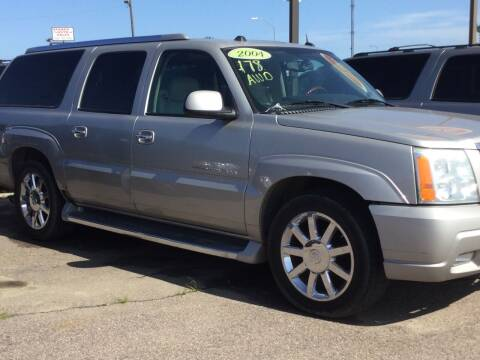 2004 Cadillac Escalade ESV for sale at Broadway Auto Sales in South Sioux City NE