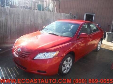 2007 Toyota Camry for sale at East Coast Auto Source Inc. in Bedford VA