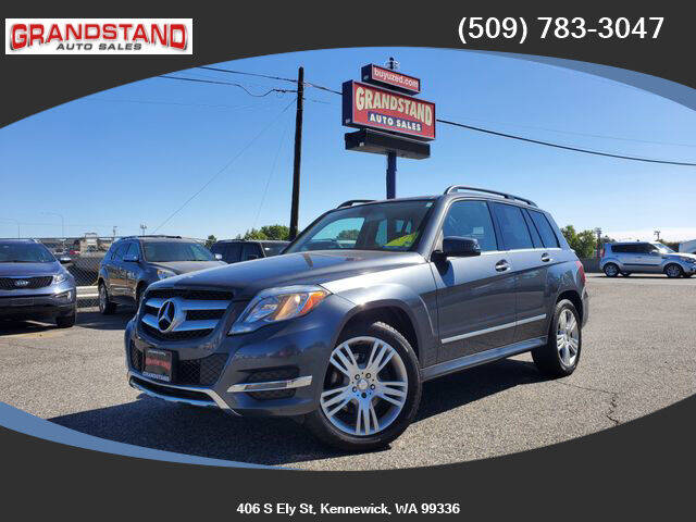 2015 Mercedes-Benz GLK for sale at Grandstand Auto Sales in Kennewick WA
