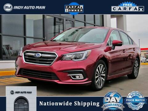 2018 Subaru Legacy for sale at INDY AUTO MAN in Indianapolis IN