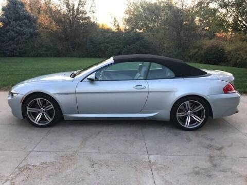 2008 BMW M6 for sale at AUTOWORKS OF OMAHA INC in Omaha NE