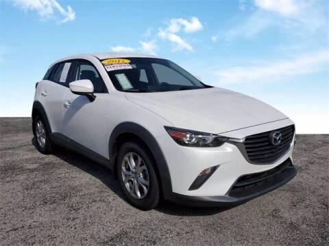 2017 Mazda CX-3 for sale at PHIL SMITH AUTOMOTIVE GROUP - Okeechobee Chrysler Dodge Jeep Ram in Okeechobee FL