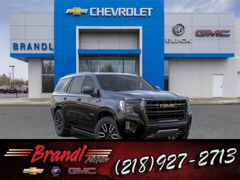 2021 GMC Yukon for sale at Brandl GM in Aitkin MN