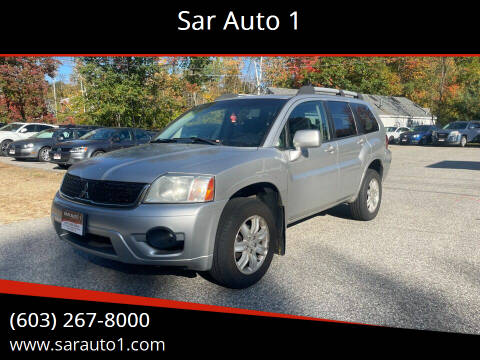 2011 Mitsubishi Endeavor for sale at Sar Auto 1 in Belmont NH