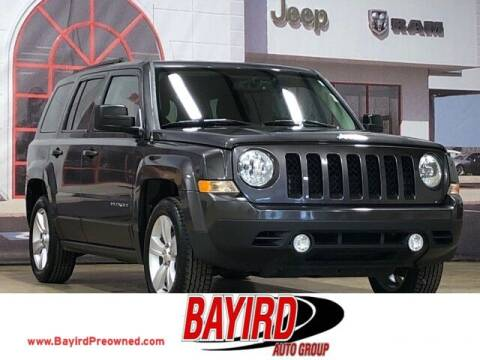 2016 Jeep Patriot for sale at Bayird Truck Center in Paragould AR
