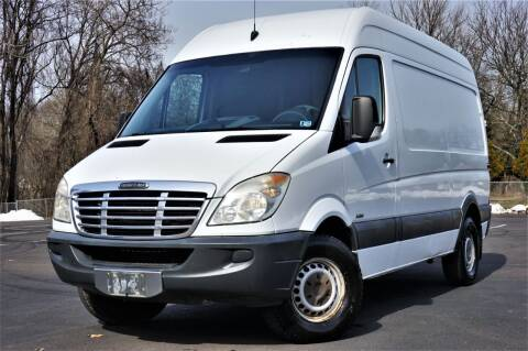2011 Freightliner Sprinter Cargo for sale at Speedy Automotive in Philadelphia PA